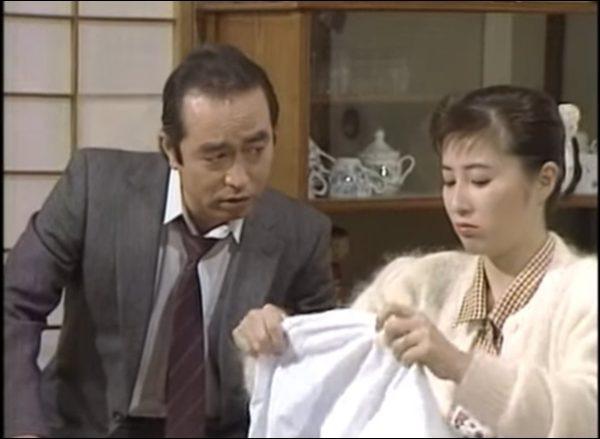 志村けん岡江久美子