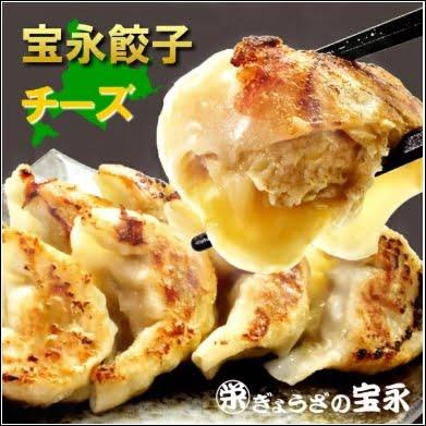 宝永チーズ餃子