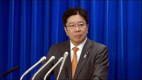 加藤厚生労働省大臣