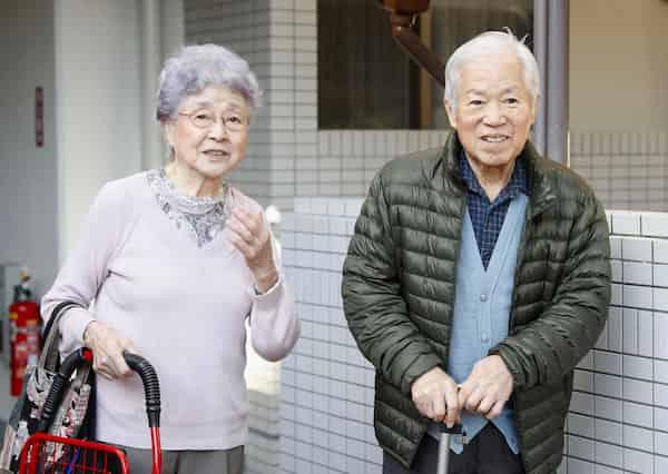 横田ご夫妻
