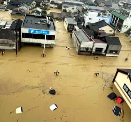 熊本大雨被害