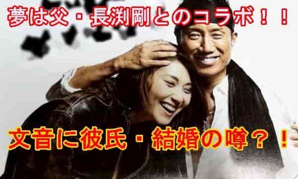 長渕剛&文音