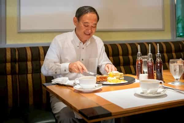 菅義偉パンケーキ