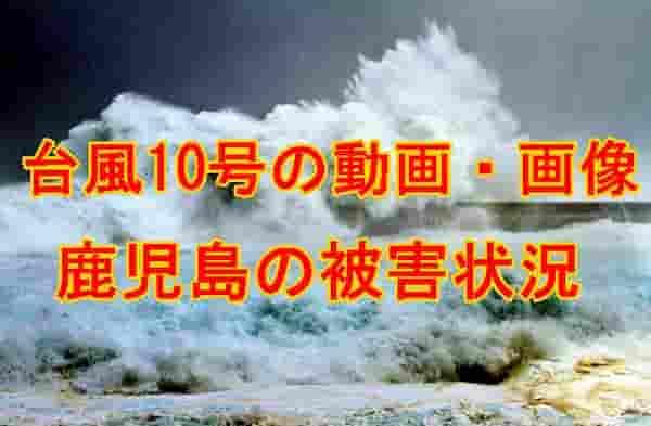 鹿児島被害