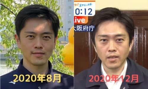 吉村知事比較