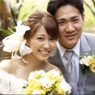 田中将大夫妻