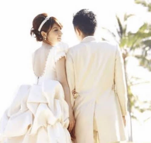 熊田曜子結婚式