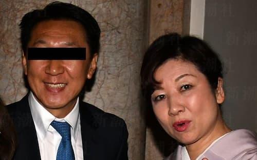 野田聖子夫妻
