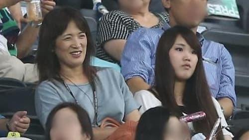 大谷翔平母と姉