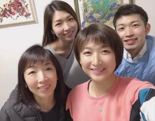池江璃花子家族