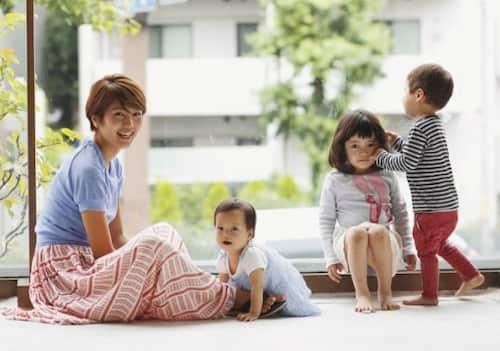 和田明日香と子供